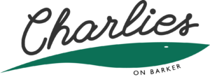 Logo Charlies on Barker Charlestown golf Club